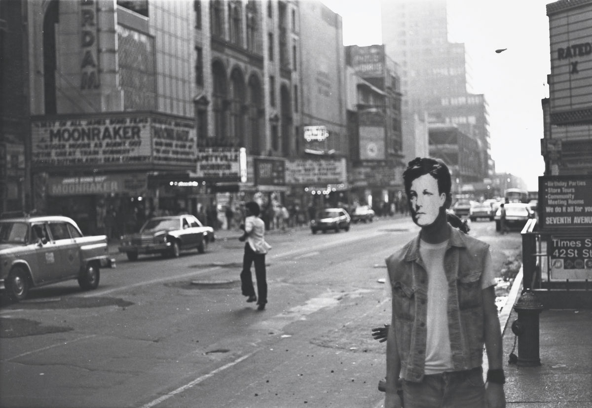DW, Rimbaud in New York